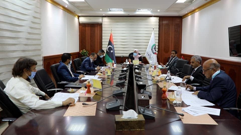 اجتماع لاستعراض الدعاوى والأحكام الصادرة ضد أصول الدولة بالخارج