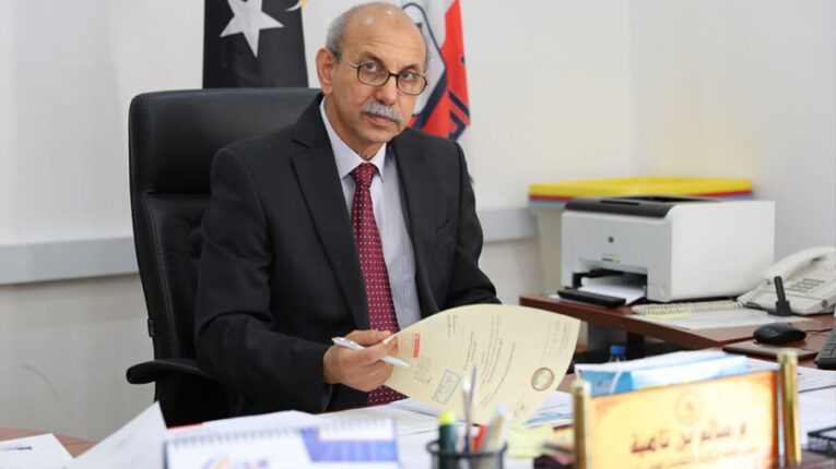 استقالة رئيس اللجنة المركزية لانتخابات المجالس البلدية