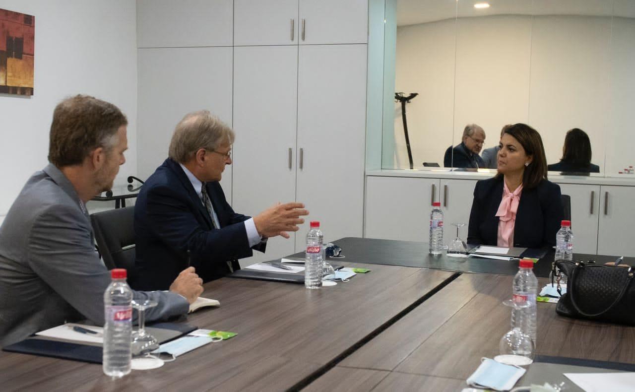 الخارجية تستعرض ترتيبات عقد مؤتمر دولي لدعم الاستقرار في ليبيا
