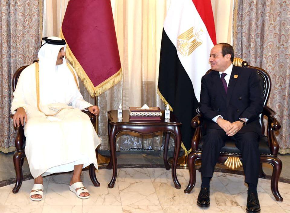 توقعات بتطور العلاقات المصرية القطرية بشكل إيجابي