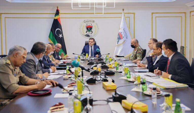 رئيس الحكومة يجتمع مع المجلس الأعلى للقضاء