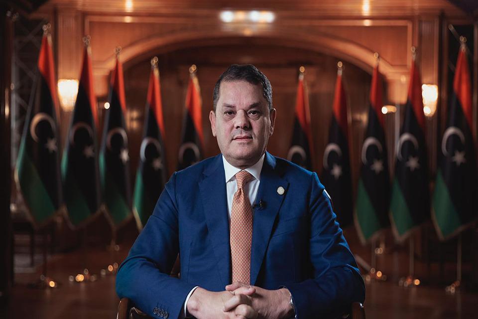 فيديو.. رئيس الحكومة يُوجه كلمة للشعب الليبي