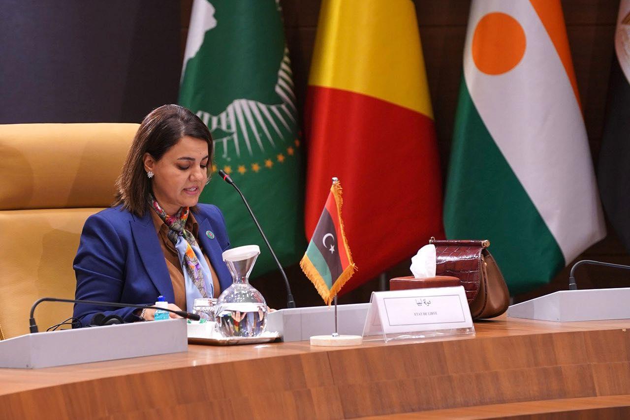 «المنقوش» تدعو دول الجوار لدعم وتبني مبادرة استقرار ليبيا