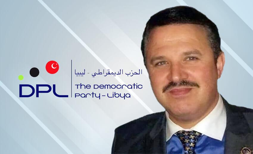 «الشيباني» ينفي علاقة حزبه بما تم الإعلان عنه في ليبيا