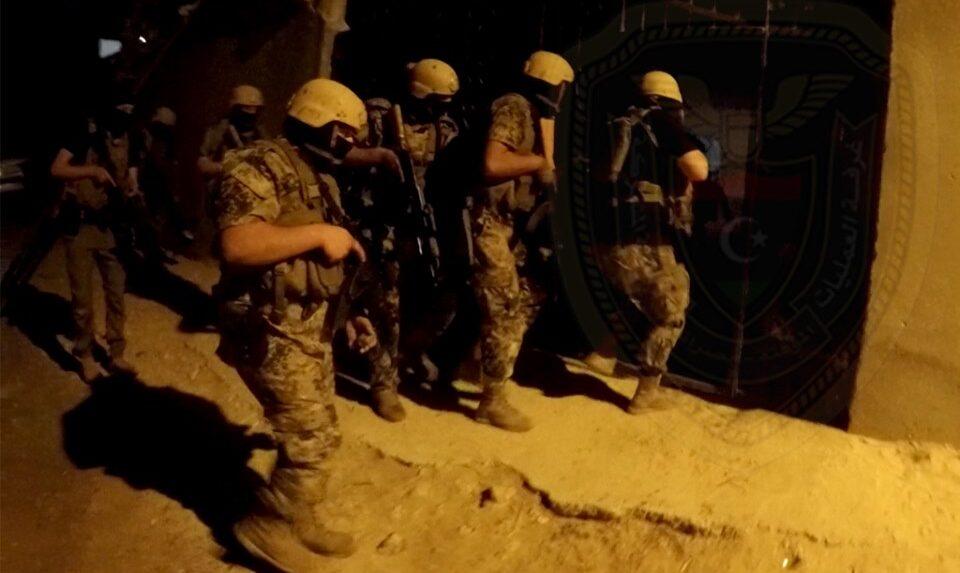 القبض على أحد أكبر قادة «داعش» في بني وليد