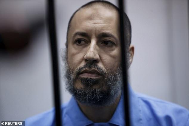 الحكومة تُعلن الإفراج عن «الساعدي القذافي»