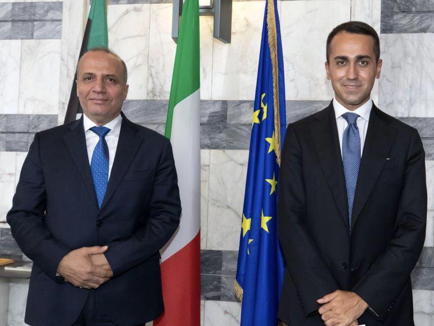 روما تُجدد دعمها لتحقيق الاستقرار في ليبيا