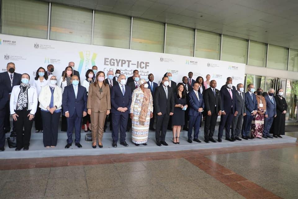 ليبيا تُشارك في فعاليات منتدى مصر للتعاون الدولي