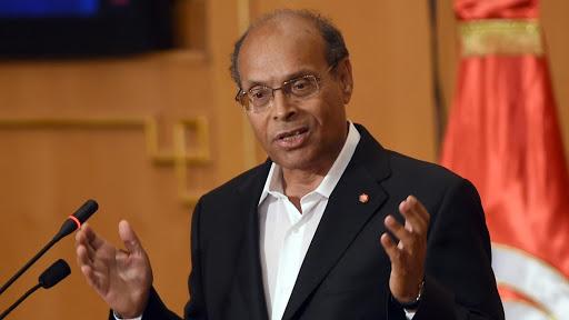 المرزوقي: «سعيّد» يُشكل خطراً على تونس ويجب إقالته