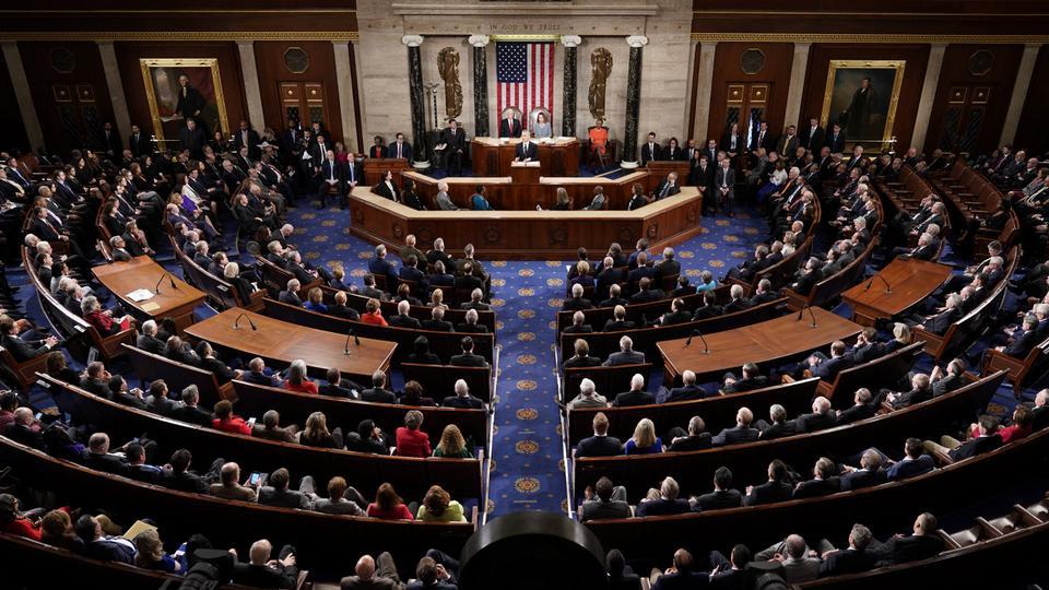 النوّاب الأمريكي يعتمد قانون دعم الاستقرار في ليبيا