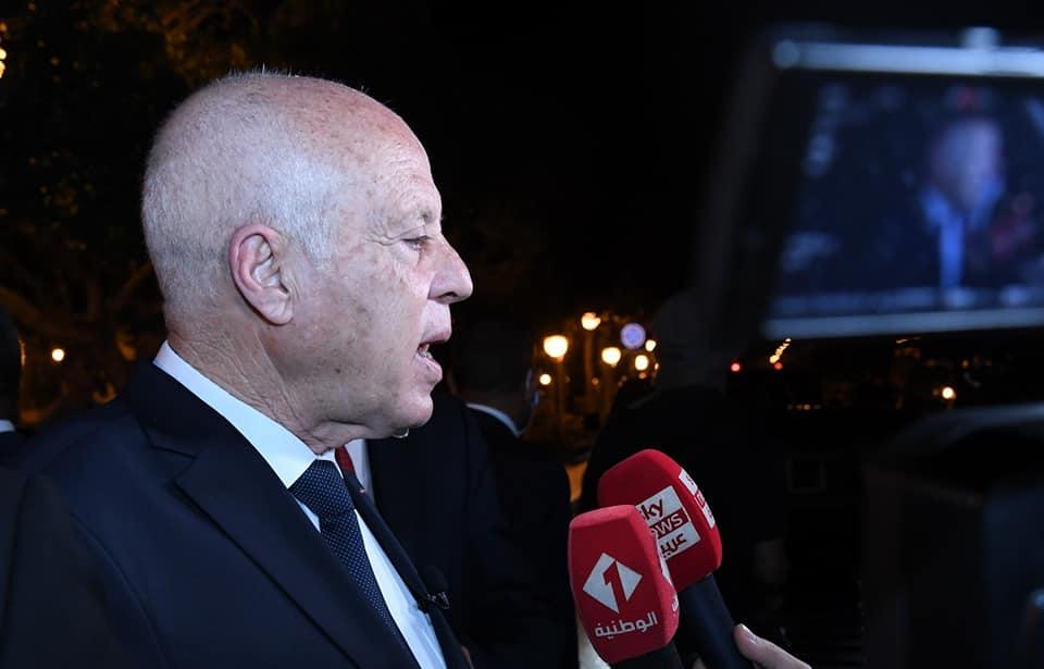 رئيس تونس يُلمح لإمكانية تعديل الدستور