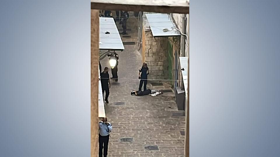 مقتل فلسطينية برصاص إسرائيلي في القدس