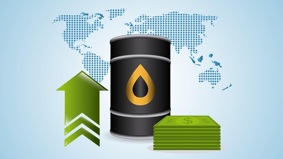أسعار النفط ترتفع وسط مخاوف اقتصادية