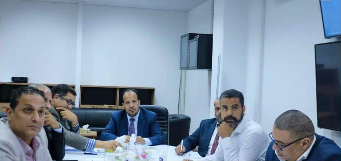 تدشين غرفة طوارئ مشتركة بين وزارتي الصحة الليبية والمصرية