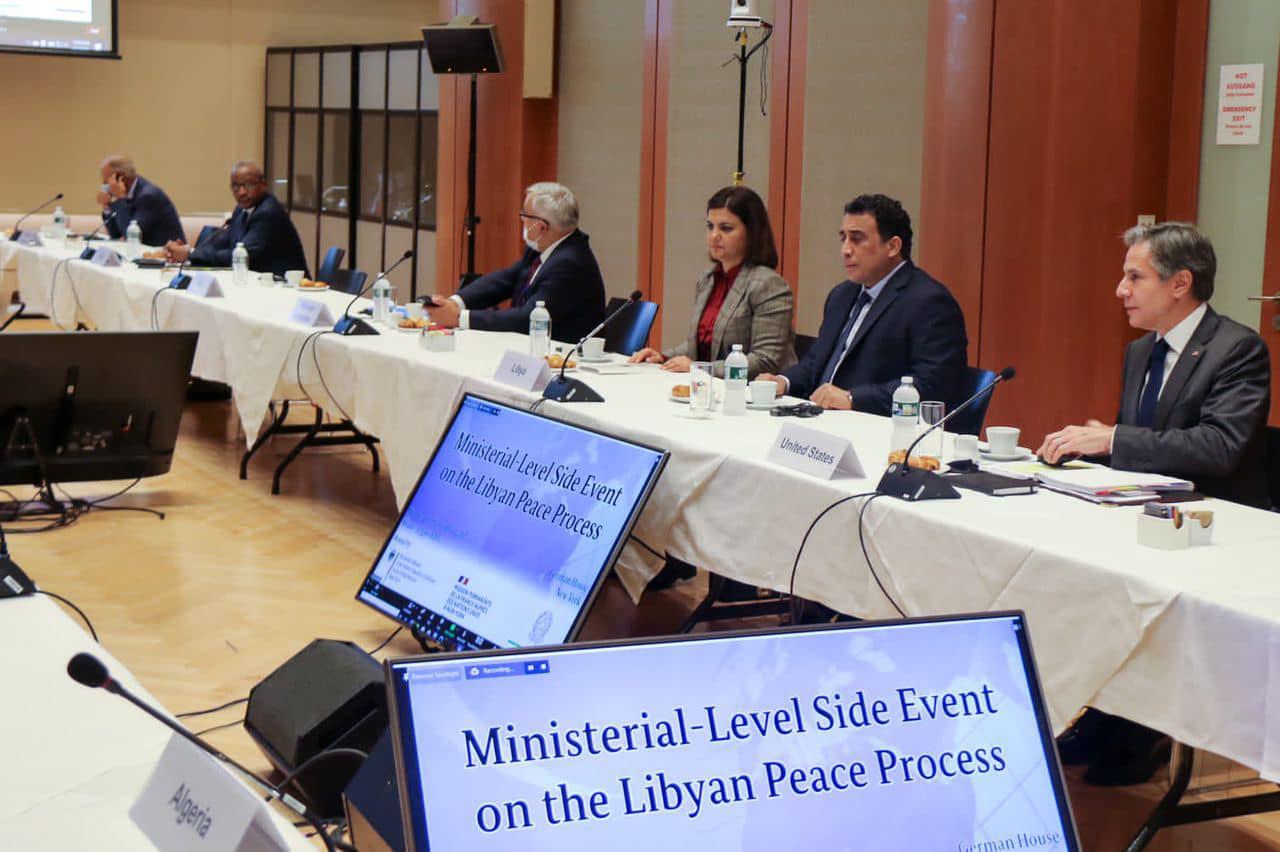 واشنطن تُؤكد دعمها لليبيا موحدة ومستقرة ذات سيادة