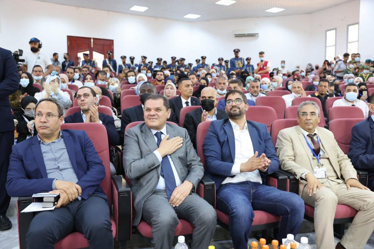 رئيس الحكومة يُؤدي زيارة تفقدية إلى مدينة غريان