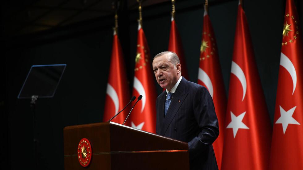 «أردوغان» يُناشد المجتمع الدولي الوقوف إلى جانب الحكومة الليبية
