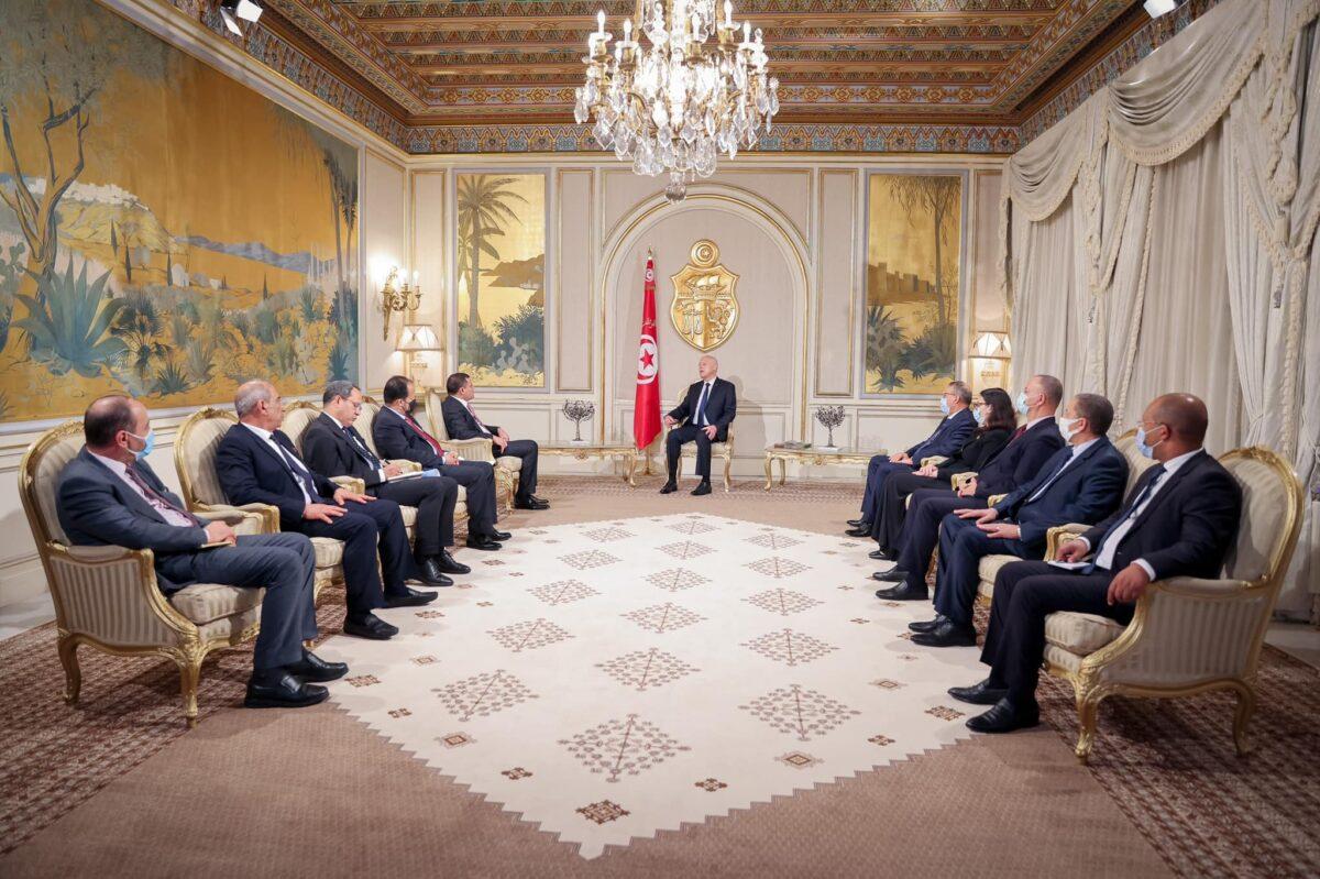 الاتفاق على فتح الحدود بين ليبيا وتونس في أقرب وقت