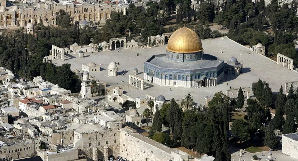 فلسطين تدعو لحماية الأقصى المُبارك والحرم الإبراهيمي