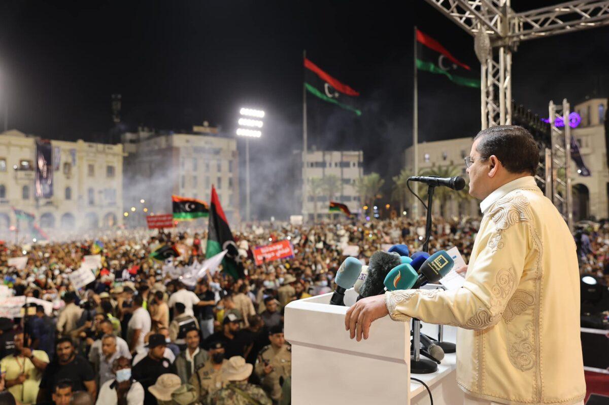 الدبيبة: الحكومة لم تسرق الأموال بل صرفتها على أبناء هذا الوطن