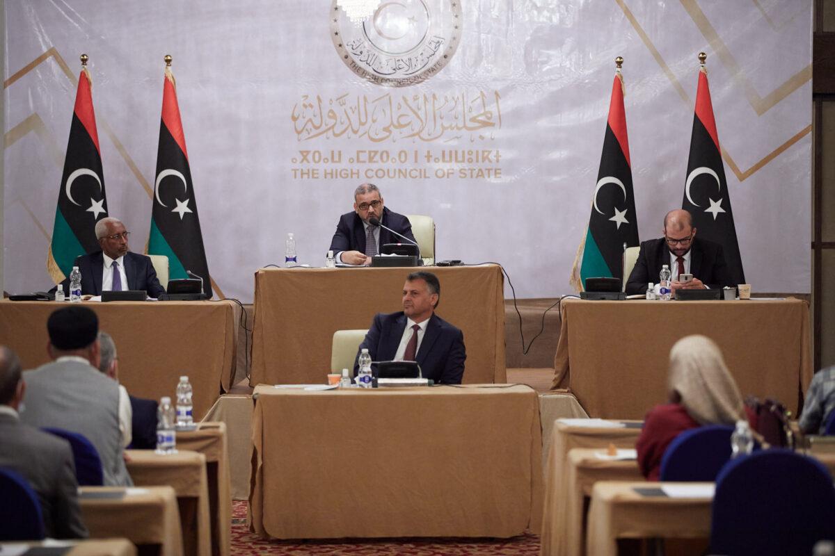 الأعلى للدولة يُناقش مقترحات قوانين انتخاب مجلس النوّاب والرئيس