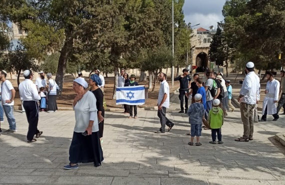 «حماس» تُحذّر إسرائيل من استمرار اقتحام المستوطنين للأقصى المُبارك