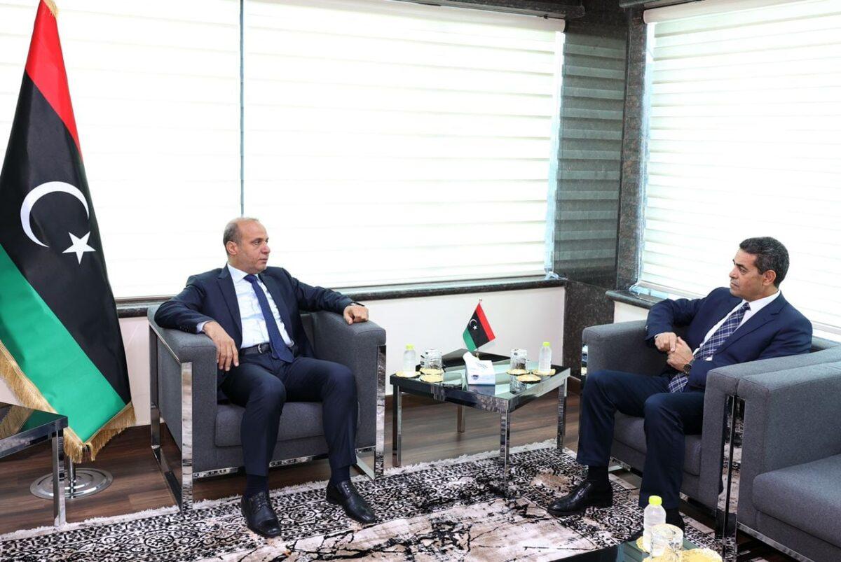 الرئاسي يُؤكد دعمه لمفوضية الانتخابات لإنجاح استحقاق 24 ديسمبر