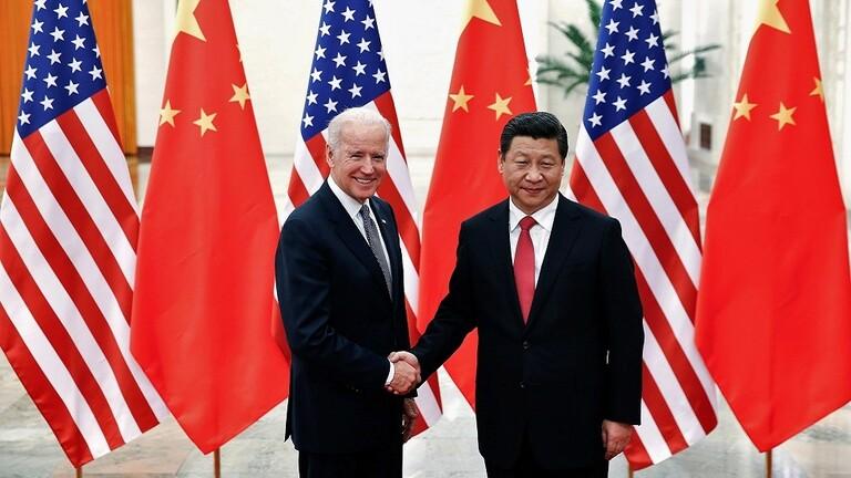 الرئيس الأمريكي يبحث مع نظيره الصيني منشأ فيروس كورونا