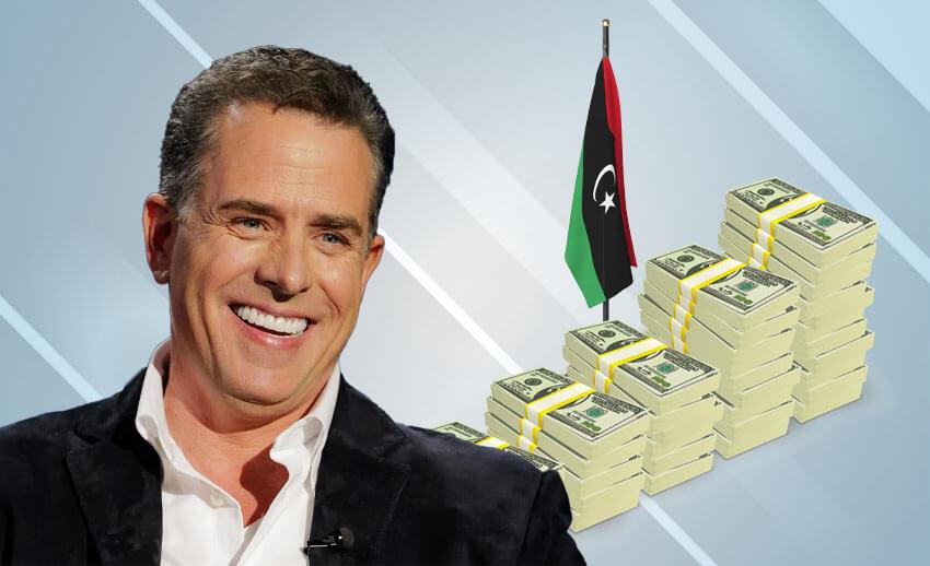 إعلام أمريكي: نجل «بايدن» طلب المساعدة لفك التجميد عن الأصول الليبية