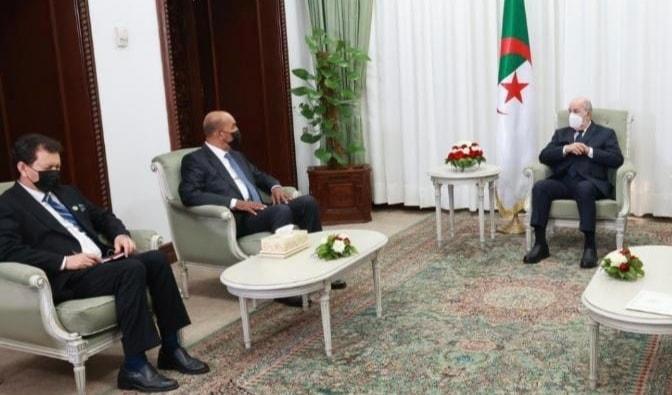 مباحثات ليبية جزائرية حول أمن الحدود ومكافحة الإرهاب والهجرة