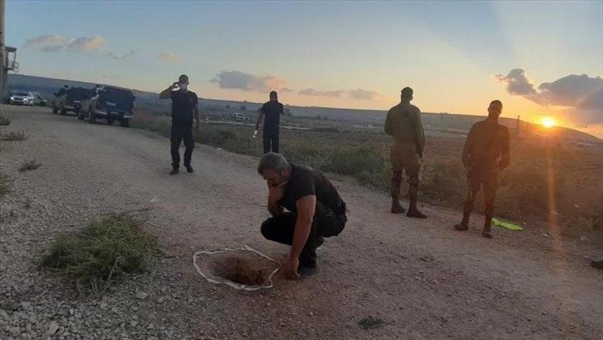 6 أسرى فلسطينيين ينتزعون حريتهم من سجن إسرائيلي عبر نفق