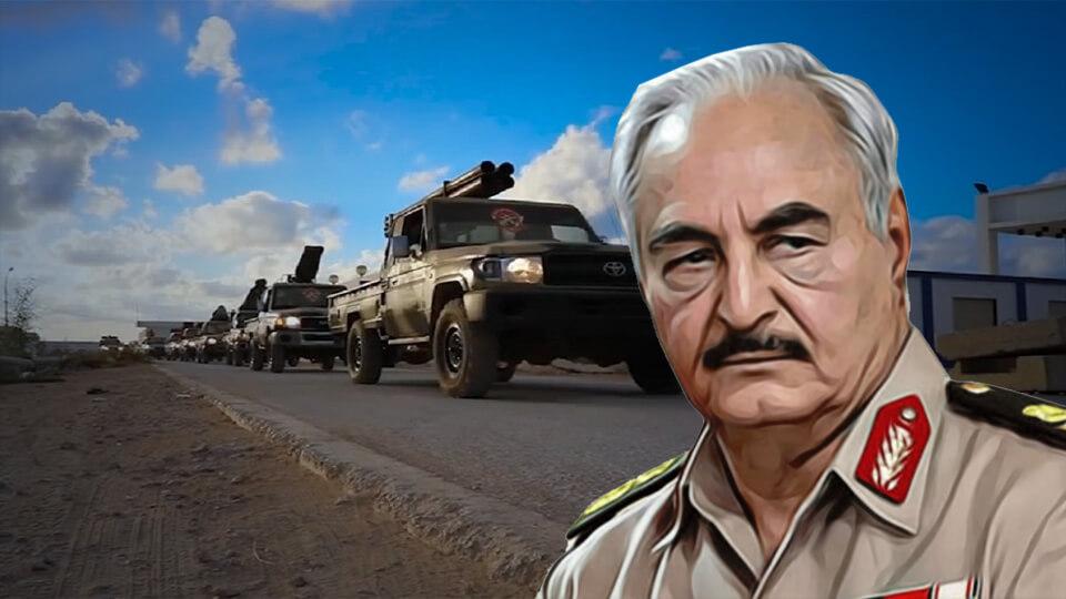 واشنطن تتهم بعض الدول بتسليح «حفتر» لإطالة معاناة الليبيين