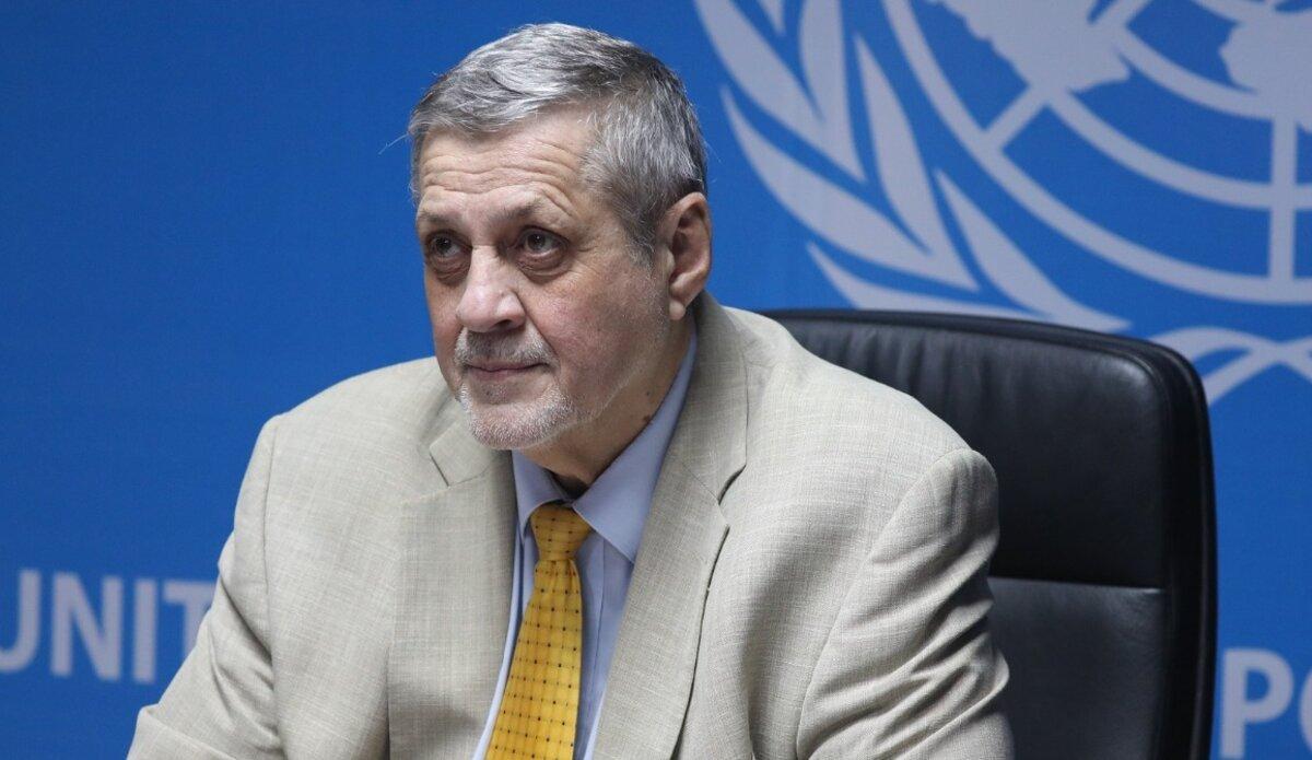المبعوث الأممي يُقدم إحاطة أمام مجلس الأمن الدولي
