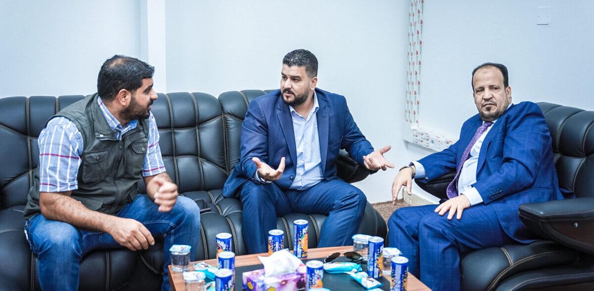 تكليف لجنة عاجلة لمتابعة أداء المستشفيات ببنغازي