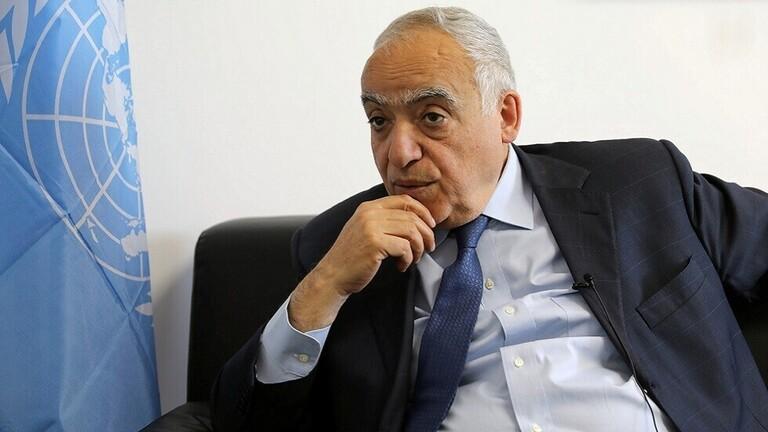 «سلامة» يدعو الأمم المتحدة للقيام بدورها في ليبيا