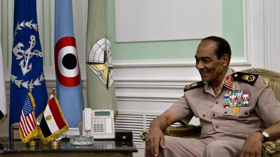 وفاة وزير الدفاع المصري السابق «محمد طنطاوي»