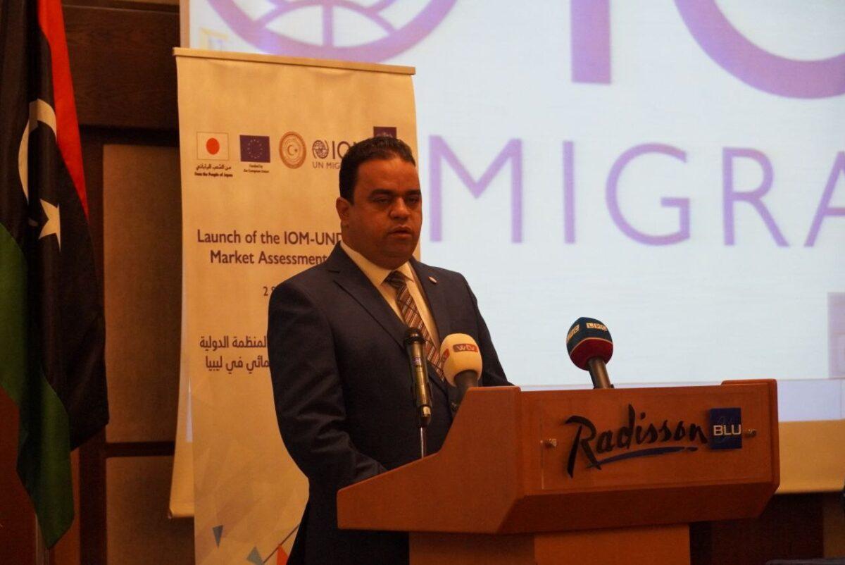 وزير العمل: ليبيا جاهزة لاستقبال مليون عامل مصري