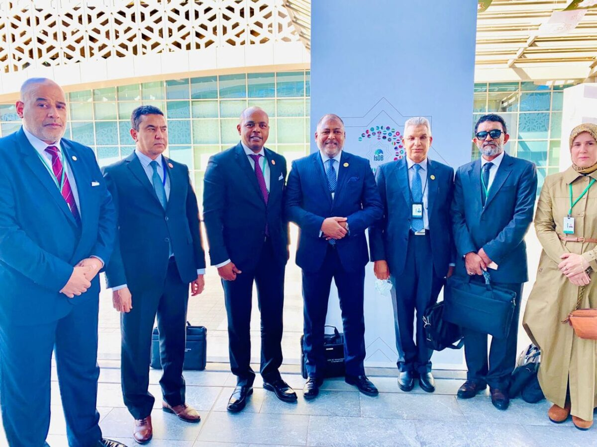 ليبيا تُشارك في اجتماع مجلس محافظي البنك الإسلامي للتنمية