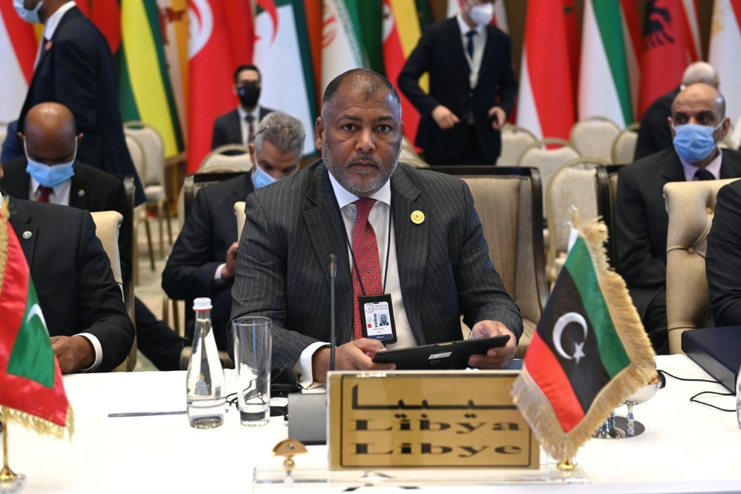 وزير المالية يُؤكد على دور ومساهمة ليبيا في البنك الإسلامي للتنمية