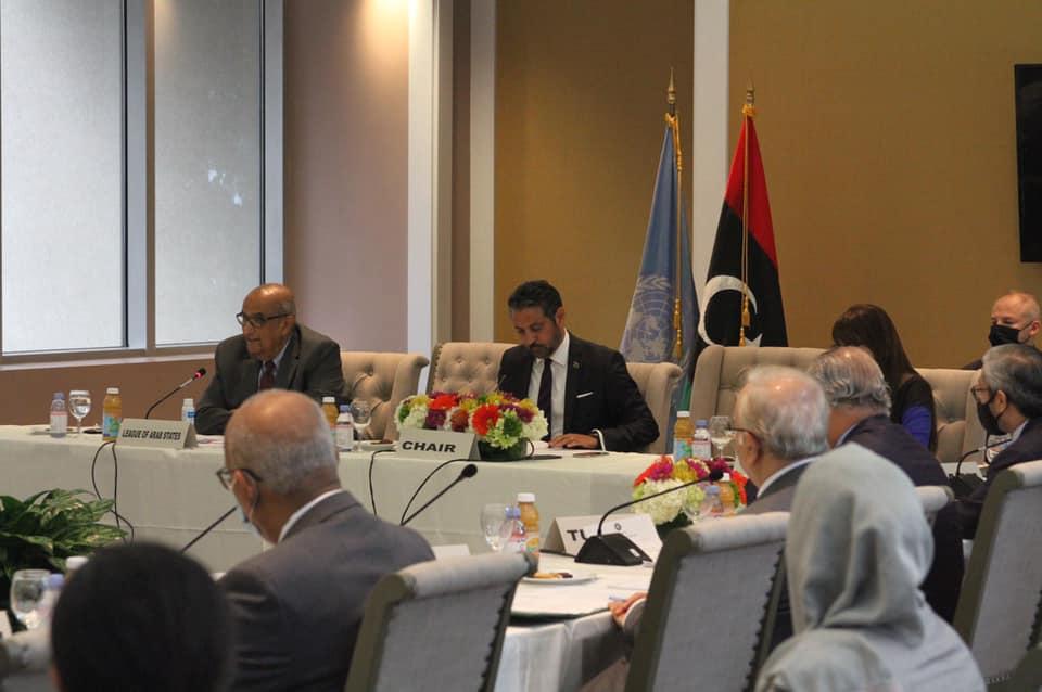 ليبيا تترأس اجتماع المجموعة العربية في نيويورك