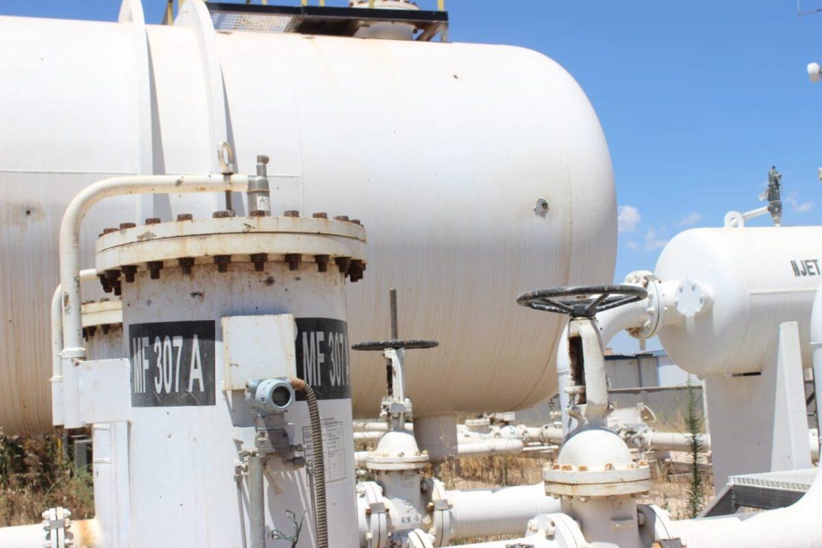 «البريقة» تُعلن نجاح استعادة وتشغيل مستودع مطار طرابلس العالمي