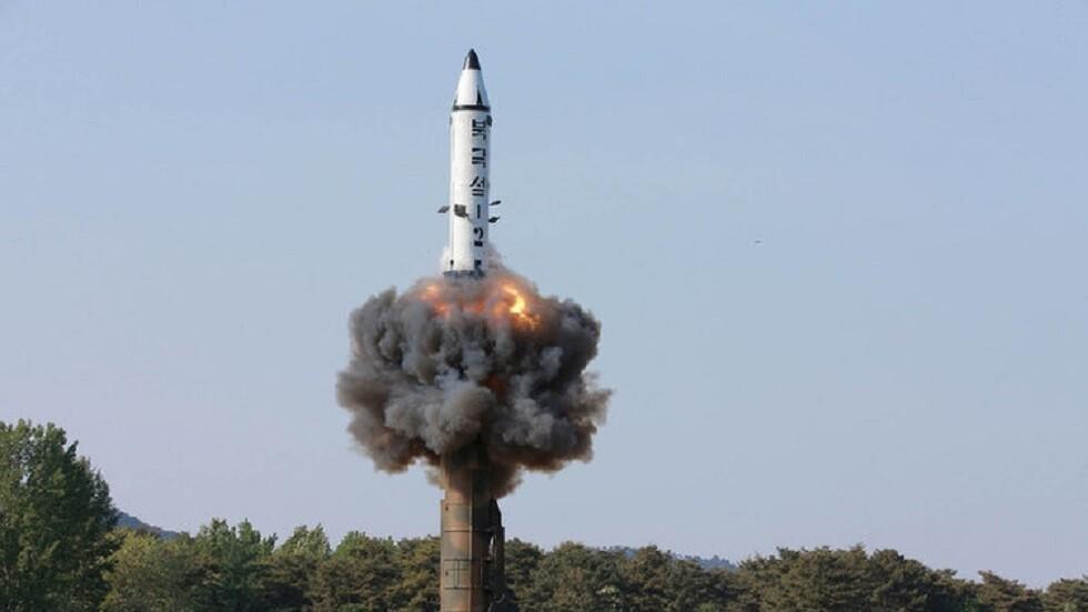 واشنطن تُندد بالتجربة الصاروخية الجديدة لكوريا الشمالية