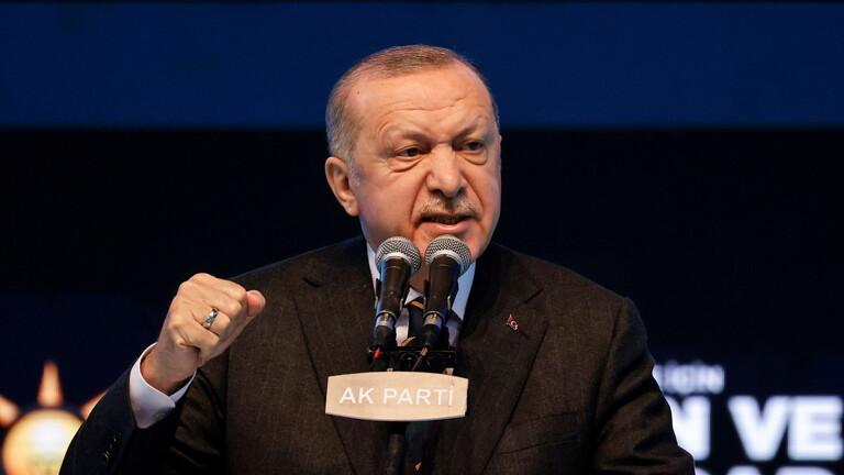 أردوغان: الهيمنة الغربية انتهت ونظام دولي جديد يتشكل