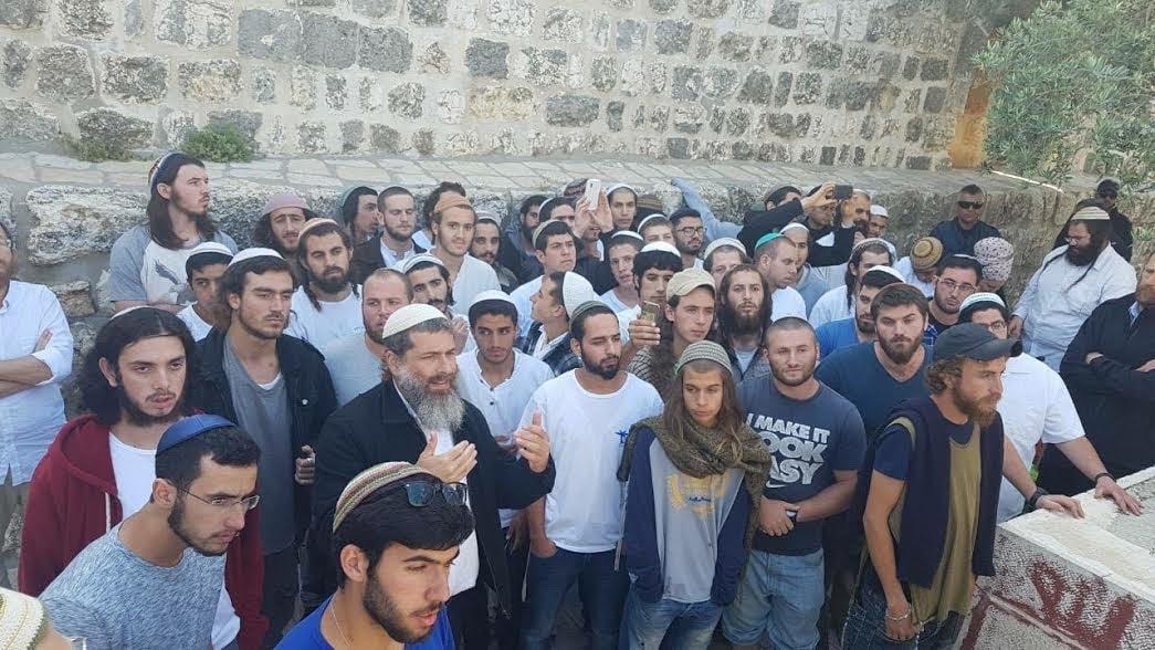 جمعية علماء الهند تُدين قرار السماح لليهود بالصلاة في الأقصى