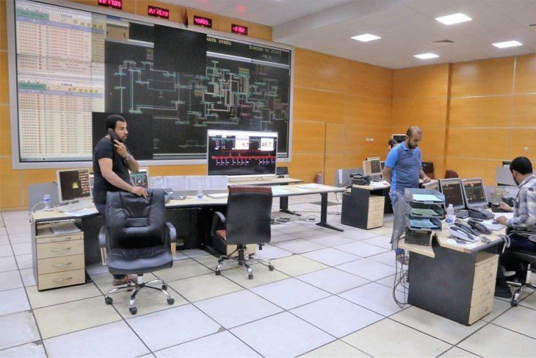 شركة الكهرباء تُعلن توحيد الشبكة العامة للبلاد