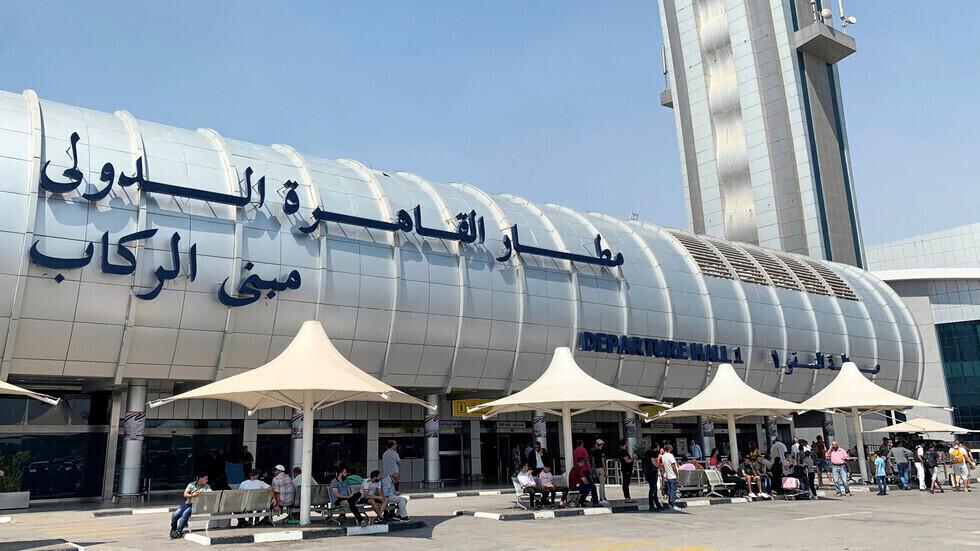 مطار القاهرة يستقبل أولى رحلات الخطوط الليبية