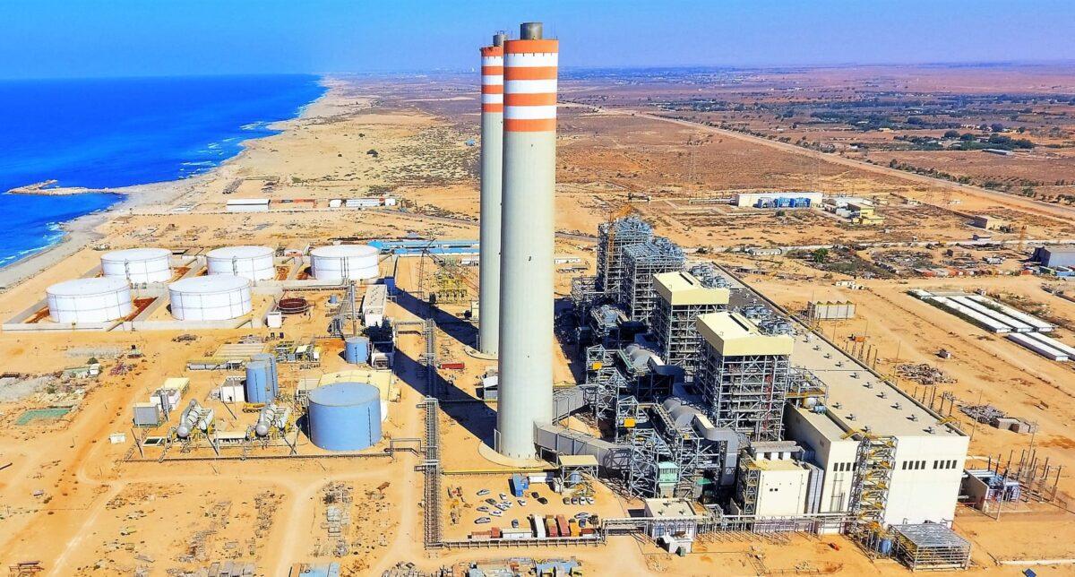 شركة الكهرباء تُعلن انتهاء أعمال صيانة الوحدة الأولى بمحطة سرت