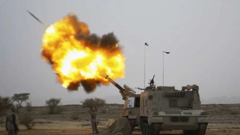 تدمير مُسيَّرة مفخخة أطلقها الحوثيون باتجاه السعودية