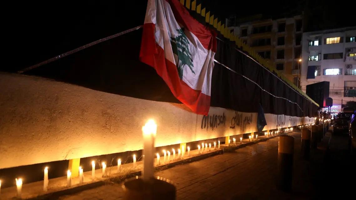 لبنان.. عتمة شاملة في البلاد ومحاولات لإعادة التيار الكهربائي