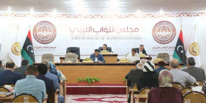 مجلس النوّاب يُقر قانون الانتخابات التشريعية